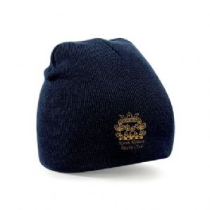 North Kildare Rugby Club Navy Beanie